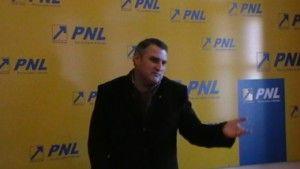 Florin Galis presedinte PNL municipiul Arad