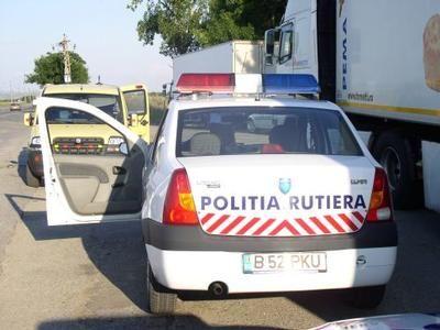 POLITISTII RUTIERI AU APLICAT 120 SANCTIUNI CONTRAVENTIONALE IN ULTIMELE 24 DE ORE