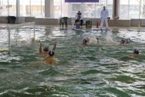 AMEFA are misiune dificilă, în Cupa României la polo