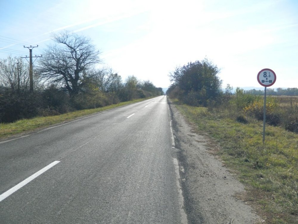 Se incepe reabilitarea drumului judetean 792A Bocsig-limita de judet Bihor