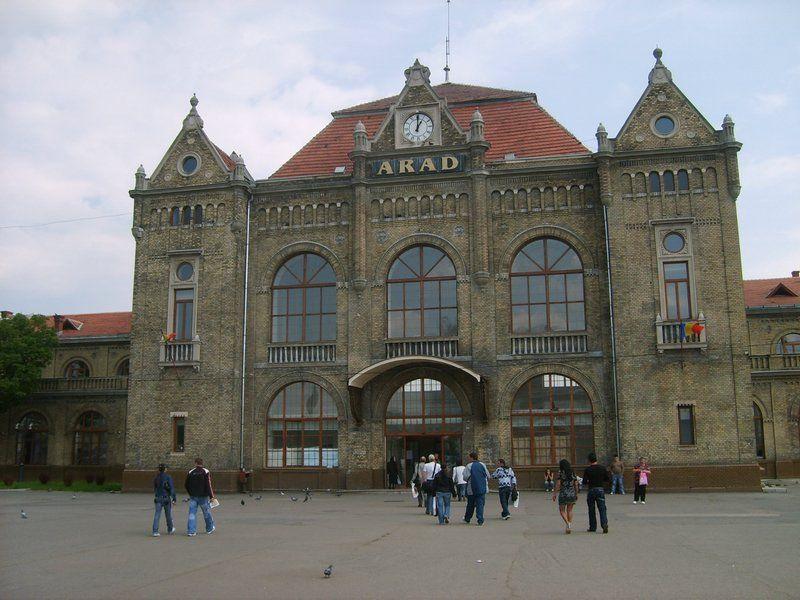 Trenul simbol al Europei, Connecting Europe Express, ajunge la Arad