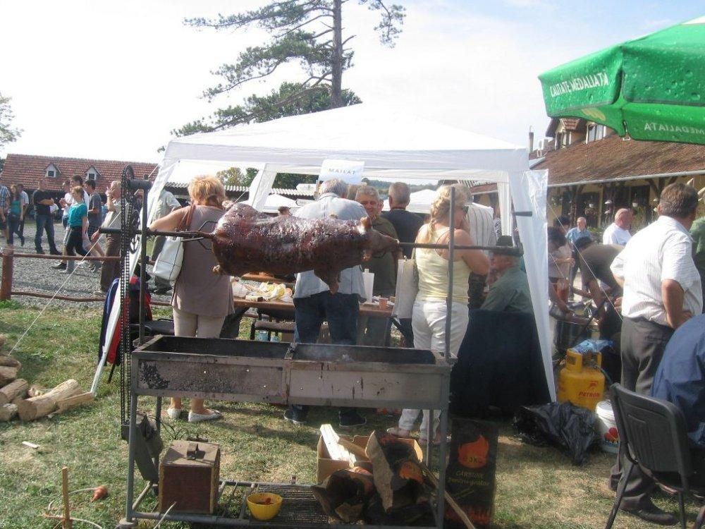Ediție aniversară a Festivalului Vânătorii de la Bata