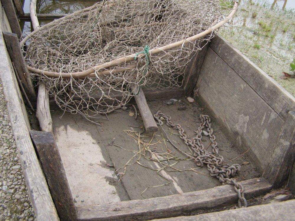 Braconaj pe râul Mureş