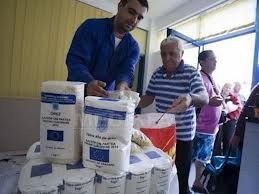 Incepe distributia ajutoarelor sociale pentru cei aflati pe listele suplimentare