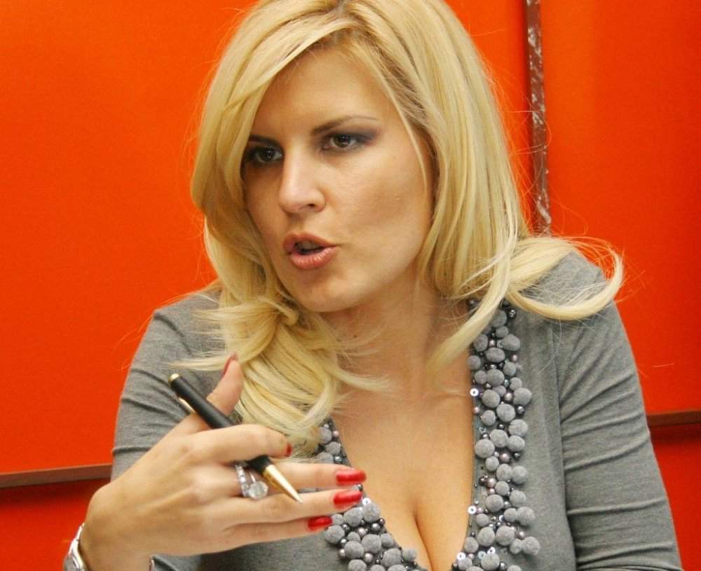 Terenul cumparat de Elena Udrea cu celebrul credit de la BRD, scos la licitatie de banca