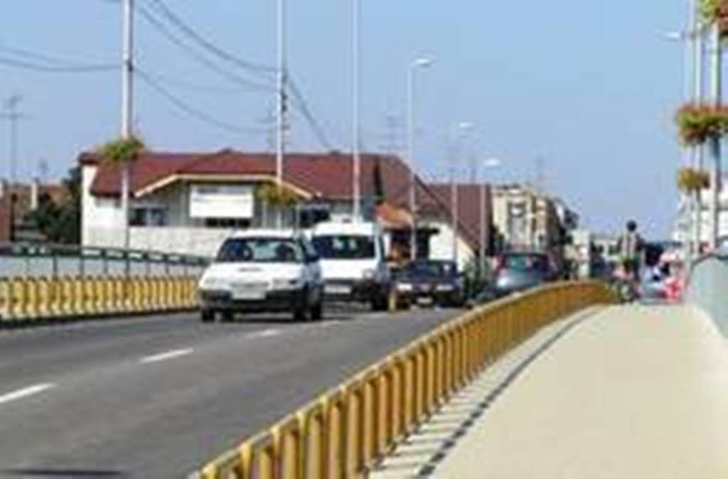 Primarul Călin Bibarț recunoaște calitatea lucrării de pe Podul Decebal