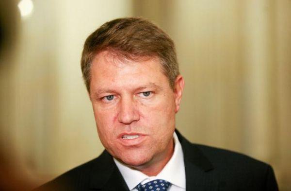 Klaus Johannis este reclamat de un aradean in primul dosar ca presedinte