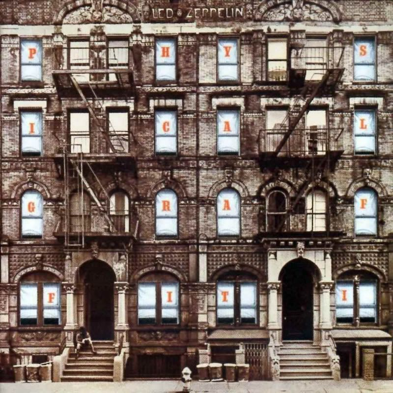 "Led Zeppelin își reeditează albumul ""Physical Graffiti"""