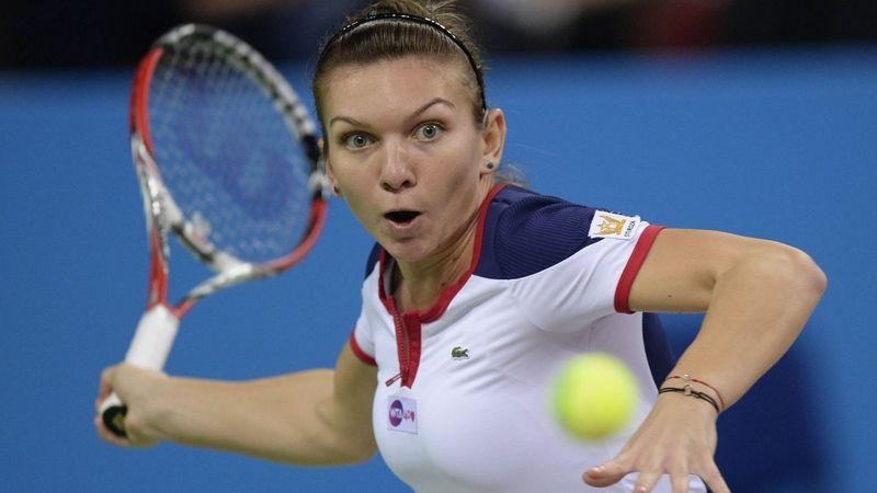 Simona Halep a ajuns in finala de la Shenzhen