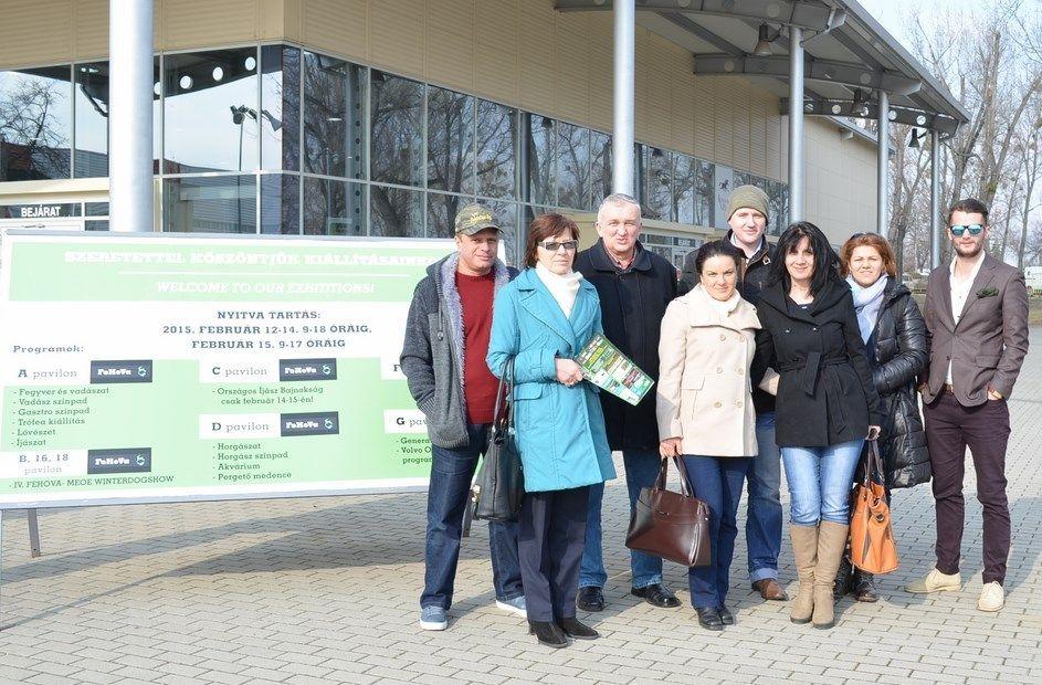 Cercetare de piață pentru Târgul de Vânătoare și Pescuit de la EXPO Arad