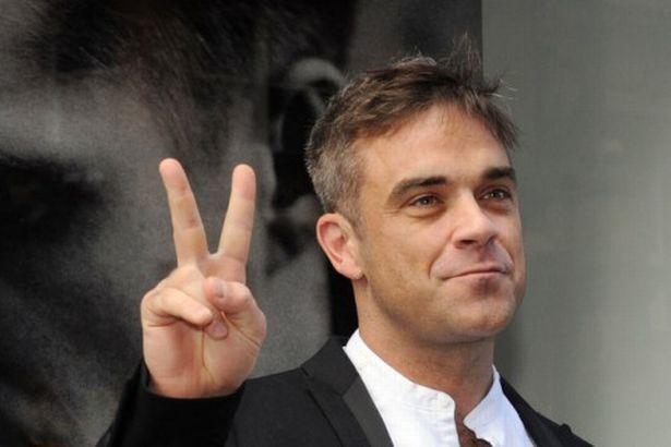 Robbie Williams concertează în premieră în România