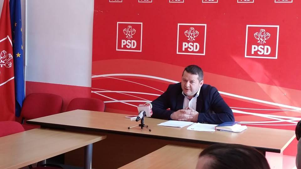 Marius Sulincean : PSD Arad va rămâne un partener de dialog responsabil pe toate chestiunile administrative ale judeţului Arad