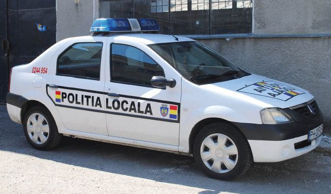 Blocarea pistelor de biciclete, sancţionată de Poliția Locală Arad