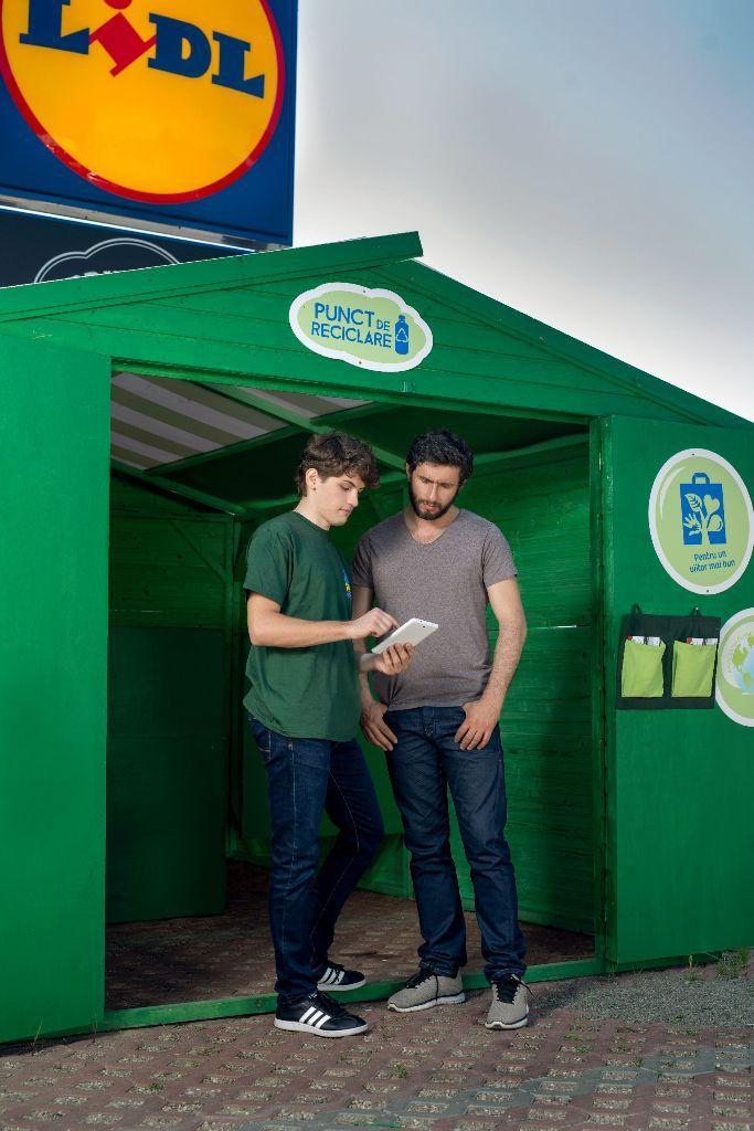 """Lidl lansează programul național de reciclare PET-uri """"ComPETiția pentru un viitor mai bun"""""""