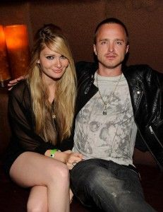 Lauren-Parsekian-and-Aaron-Paul