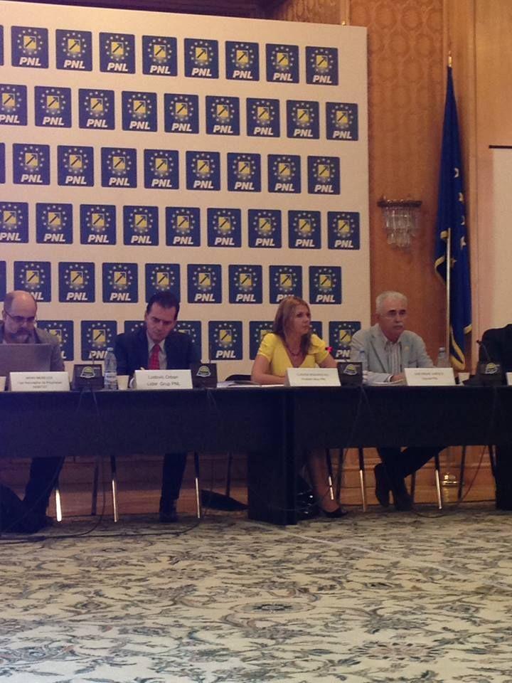 Legislaţia în domeniul asociaţiilor de propietari a fost discutată în cadrul unei dezbateri organizate de Grupul Parlamentar PNL