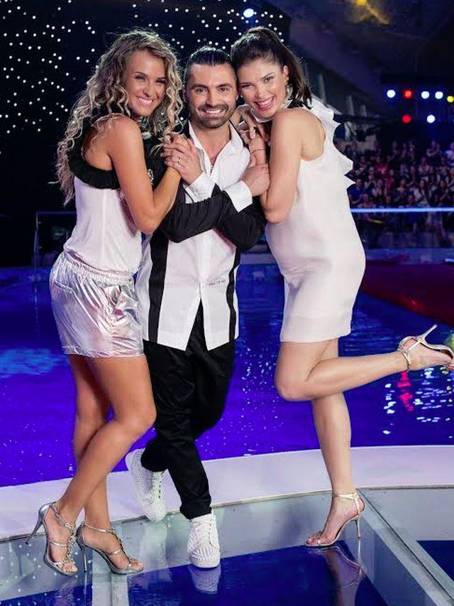 """Alina Pușcaș, Diana Munteanu și Pepe prezintă """"Splash! Vedete la apă"""""""