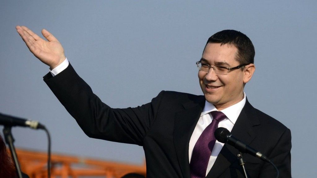 Ponta solicita prim ministru interimar!