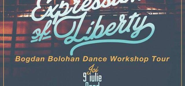 Vino să înveți să dansezi alături de Bogdan Bolohan de la Românii au talent pe 9 iulie!