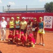 Dublul Ruse/Cristian a câștigat finala de la ITF Arad