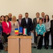 PROTOCOL DE COLABORARE SEMNAT INTRE INSTITUTII DIN ROMANIA SI UNGARIA