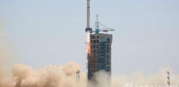 CHINA A LANSAT CEL MAI SOFISTICAT SATELIT DE OBSERVATIE