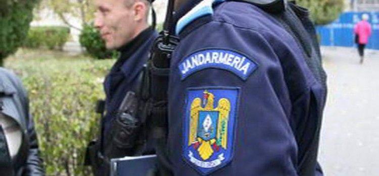 UN BARBAT URMARIT INTERNATIONAL A FOST DEPISTAT DE JANDARMII ARADENI