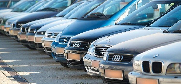 Numărul de autovehicule noi înmatriculate în România, în scădere cu 52,6%, în august