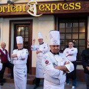 Incursiune culinară,din Londra la Bagdad!