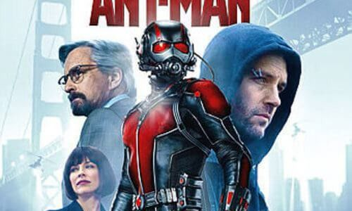 Sugestii cinematografice: ANT MAN (2015)
