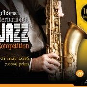 EUROPAfest 2016 lansează al doilea eveniment Bucharest International Jazz Competition, din 14 – 21 mai 2016