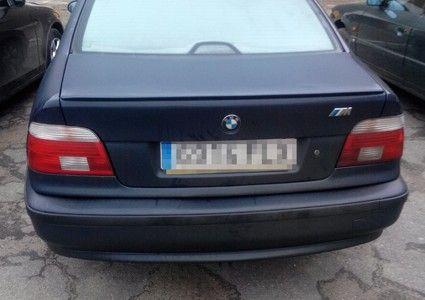 UN AUTOTURISM CAUTAT IN SPANIA A FOST DEPISTAT LA VAMA NADLAC