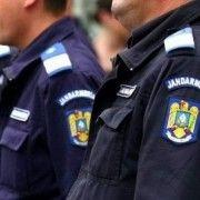 JANDARMI INAINTATI IN GRADUL URMATOR CU PRILEJUL ZILEI NATIONALE A ROMANIEI