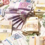 ABSORBTIA BANILOR EUROPENI A AJUNS LA 60%, RISCUL DEZANGAJARII ESTE DE UN MILIARD DE EURO