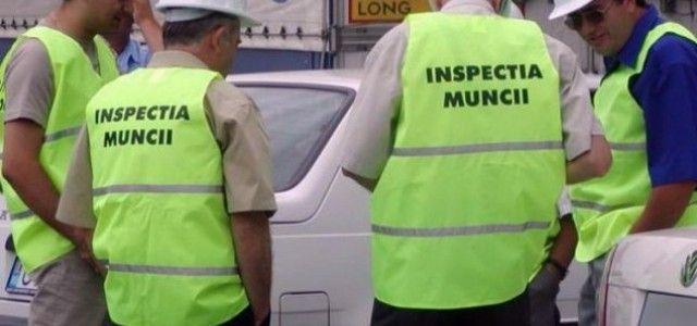 INSPECTIA MUNCII A APLICAT AMENZI DE PESTE 230.000 DE EURO SI A DEPISTAT 69 DE MUNCITORI LA NEGRU IN TREI ZILE DE CONTROALE