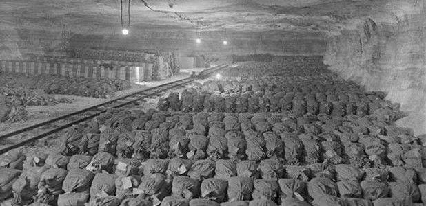 """CONCLUZIE IN CAZUL """"TRENULUI NAZIST PLIN CU COMORI, GASIT IN POLONIA"""