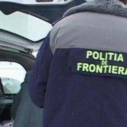 POLITISTII DE FRONTIERA AU DEPISTAT UN SOFER CARE AVEA PERMISUL DE CONDUCERE SUSPENDAT