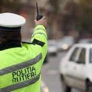 POLITISTII RUTIERI AU APLICAT 178 SANCTIUNI CONTRAVENTIONALE IN ULTIMELE 24 DE ORE