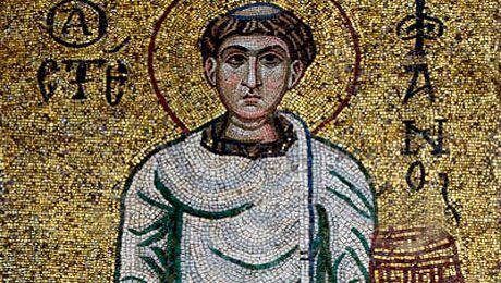 Astazi, Biserica Ortodoxă Română îl sărbătoreşte, pe Sfântul Apostol, Întâiul Mucenic şi Arhidiacon Ştefan