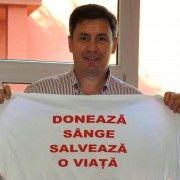 """TRAIAN IGAS: """"ARADENII SUNT INVITATI SA DONEZE SANGE"""""""