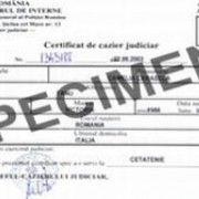 Românii din străinătate vor putea obține mai rapid certificatele de cazier judiciar