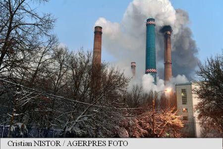 CONSUMUL NATIONAL DE ENERGIE ELECTRICA A ATINS COTE RECORD DE PESTE 9.400 DE MW, DIN CAUZA GERULUI