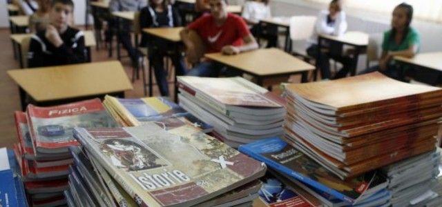 MINISTERUL EDUCATIEI, DECIZIE DE ULTIMA ORA IN PRIVINTA MANUALELOR ELEVILOR