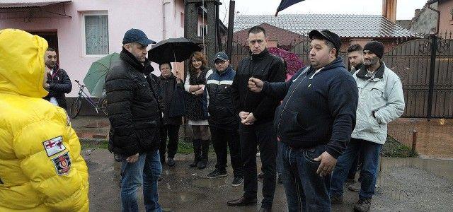 Dorel Căprar : Un oraş cu pretenţii europene nu poate avea, în zona centrală, străzi neasfaltate (VIDEO)