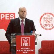 """Dorel Căprar : Bucuria lui Falcă de a se vedea stăpân absolut pe """"culorile liberale"""" a fost de scurtă durată"""