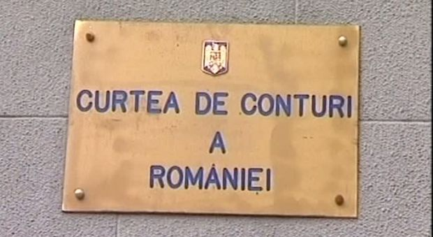 CURTEA DE CONTURI ACUZA CA 10% DIN BUGETUL ROMANIEI SUNT CHELTUITI INEFICIENT