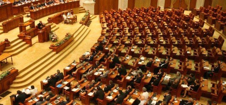 Plenul Camerei Deputaților a adoptat proiectul de modificare a legii privind organizarea referendumului