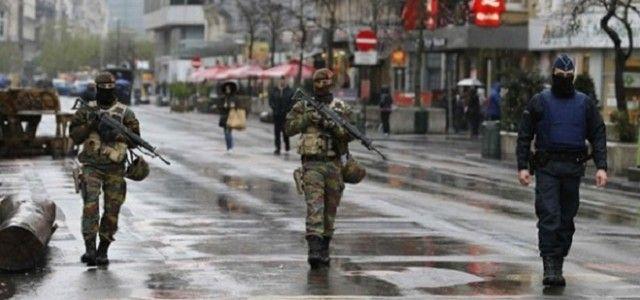ATENTAT LA BRUXELLES: BELGIA A TRECUT LA NIVELUL MAXIM DE ALERTA TERORISTA