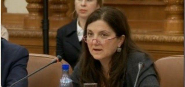 """Apar băsiștii din guvernul tehnocrat al lui Cioloș. Raluca Prună (ministrul Justiţiei) recunoaşte că are o """"afiliere de idei"""" cu Monica Macovei"""