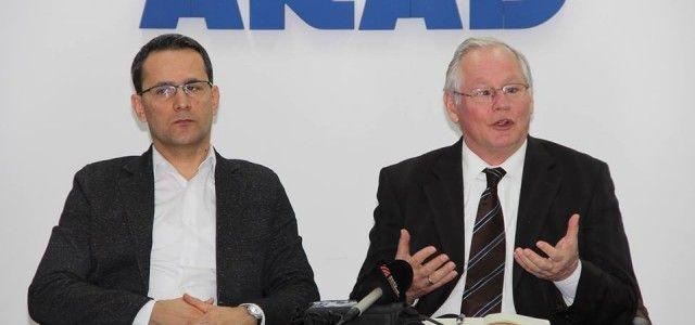 """Adrian Țolea: """"Suntem în grafic pentru revenirea Aradului pe harta aeroporturilor internaţionale"""""""